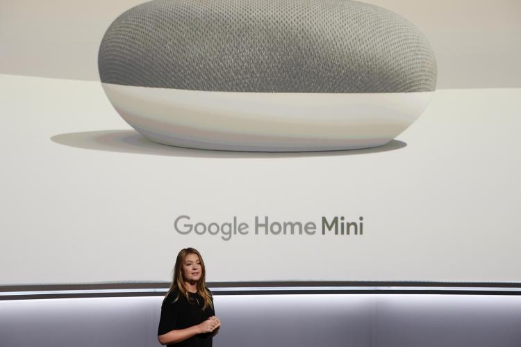 Google Home saat launching. -IST-