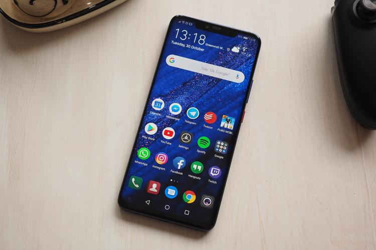 Huawei Mate 20 Pro. -IST-